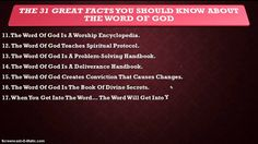 #Dr. Mike Murdock #The 31 Great Facts You Should Know About The Word Of ...