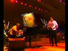 Al Jarreau - Spain - Live Under The Sky 1990 with Joe Sample on the piano! (Best version)
