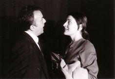 ...mit Ismene Schell auf Tournee durchs Ländle: Der letzte der feurigen Liebhaber 2005-2009