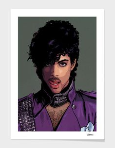 Discover «prince-head», Limited Edition Fine Art Print by Dan Avenell - From $39 - Curioos
