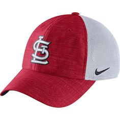 St. Louis Cardinals Dri-FIT Heritage 86 Fabric Mix Adjustable Cap by Nike - MLB.com Shop