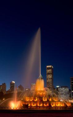 Buckingham Fountain Chicago Photograph  - Buckingham Fountain Chicago Fine Art Print