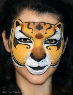 Animaux, Maquillages Enfants, Idées De Peinture, Garçons Facepaint, Maquillage Artistique, Maquillage, Fiesta Fer, Peinture De Visage, Face Painting 2013