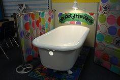 Reader's Tub