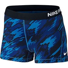 Women`s 3'' Pro Cool Overdrive Printed Compression Shorts