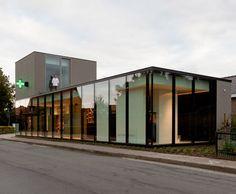 Belgique - Caan Architecten
