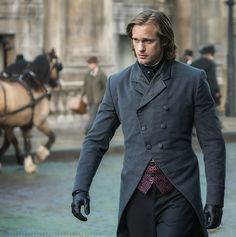 &hellip   ;that is a 19th century GQ motherfucker right there son. Alexander Skarsgard Legend of Tarzan