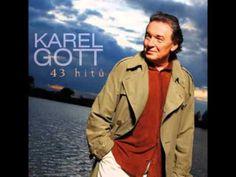 Karel Gott -  Jdi za štěstím Karel Gott, My Favorite Music, Raincoat, Bomber Jacket, Celebrities, Youtube, Jackets, Charlotte, Fashion
