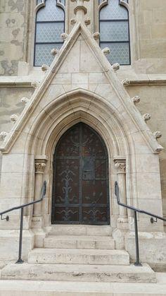 Eglise de Mathias Budapest Hungary