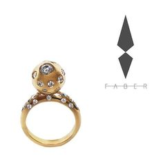 Sfera #anello #ring #anneau #oro #or #gold #prezioso #precious #PRÉCIEUX #diamanti #diamonds #diamantas #artigiano #artisan #craftsman #sfera #sphere #sphère #regalo #gift #cadeau #gioiello #jewel #joyau #lusso #luxe #luxury #madeinitaly #fashion #style