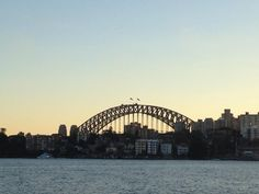 The Sydney Harbor Bridge - A Funny Thing Happened On the Way to the Market