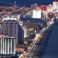 Atlantic City casinos are just as eager as Las Vegas to get up and running again. Now, the Casino Association of New Jersey are working. Atlantic City Casino, Full Capacity, News Stories, New Jersey, Things That Bounce, New York Skyline, Las Vegas, Tourism, World