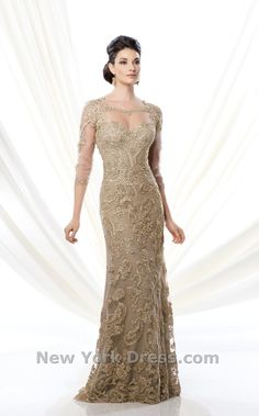 Ivonne D 214D61 Dress - NewYorkDress.com