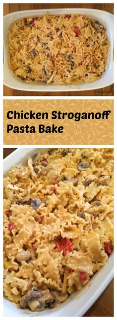 Chicken Stroganoff P