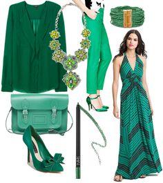 It Color: Emerald Green