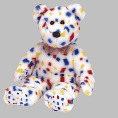 Retired original Ty Beanie Baby Ty 2K DOB 1 1 00 Kids Toy Store 745f3edf2c