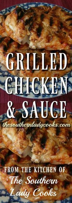 This barbecue sauce is great on grilled chicken, keeps in the refrigerator for several days and could be frozen. We love it!