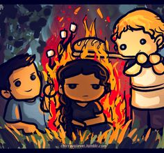 What can you do with a Girl on Fire.