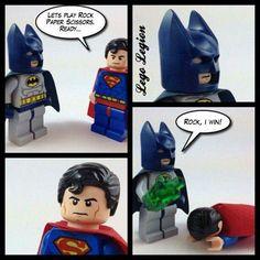 Lego Regime Superman