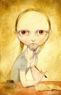 Dani Torrent Ilustración: febrero 2011
