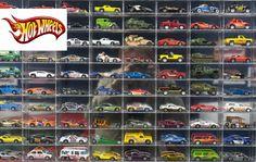 ... um novo blog onde exibirei meus hot wheels que coleciono desde os 8