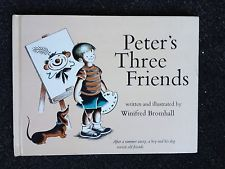 Peter's Three Friends written & illustrated by Winifred Bromhall Friend Book, Three Friends, Books To Buy, Third, Writing, Illustration, Movie Posters, Film Poster, Illustrations