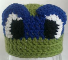 Ravelry: A 2nd Teenage Turtle pattern by Awe Stitch TMNT