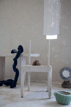 crochet art project by French Netherlands Crochet Artist Lauriane Lasselin