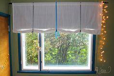 Suvikukkasia #rollup #curtains