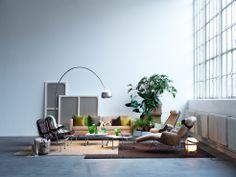 DUX furnitures in Original covers Photo Johan Kalén Styling Åsa Dyberg