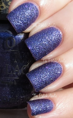 "OPI's ""Can't Let Go"" is one of my fav liquid sands!"