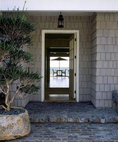 Exterior   Carbon Beach Home by Denise Kuriger Design   est living