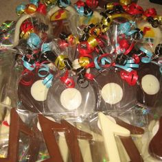 Chocolate Music CD Record Rock And Roll Theme 40th 50th 60th Birthday Favors Pop Star Diva