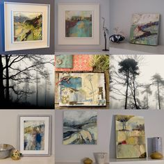 Creative Diary, Gallery Wall, Frame, Home Decor, Picture Frame, Decoration Home, Room Decor, Frames, Home Interior Design