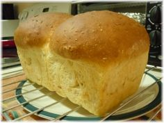 Oatmeal & Raisin Bread  INGREDIENTS: 100g, homemade yeast 1/2 teaspoon, instant dry yeast 180g, almond milk 380g~390g, bread flour 100g, cereal 45g, honey 2 table spoon, butter 1.5 teaspoon, sea salt