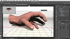 Introduction to Photoshop CS6 Extended's New 3D Capabilities