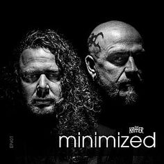 CD Review: Die Kammer - Minimized EP #01 // Genre: Singer / Songwriter / Acoustic // Release Date: 16th March 2018 // Label: Delicious Releases (Membran)