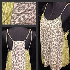 SUPER SEXY RAZOR BACK ONIELL TANK TOP ✨SUPER SEXY RAZORBACK ONIELL TANK TOP✨NEVER WORN SIZE XL.✨LIGHTWEIGHT MATERIAL COULD BE WORN AS SWIMSUIT COVER✨ADJUSTABLE STRAPS O'Neill Tops Tank Tops