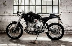 1980 BMW R100 - Sette Nero Motorcycles - The Bike Shed