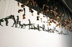 Инсталляция Unity by Bohyun Yoon / Арт-объекты /