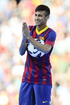 Neymar Da Silva: Brazilian Saint/Angel