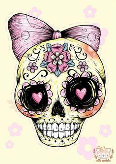 Sugar skull ....