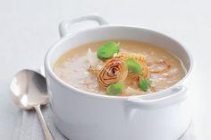 Sytá cibulačka Bon Appetit, Panna Cotta, Soup, Ethnic Recipes, Photography, Dulce De Leche, Photograph, Fotografie, Photoshoot