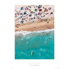 Reproduction photo - La piscine - 50x70 cm - ©Guillaume Plisson ARTMOSPHERE