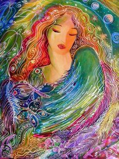Goddess Of The Sea ~ Ronnie Biccard
