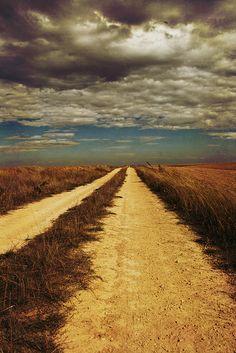 DIRT ROAD~~