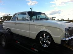 1962 Ford Falcon | MarkWise's 1962 Ford Falcon