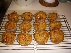365 Days of Kale: #Recipe: Apple and Kale Muffins  #andersoneatskale