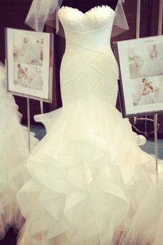 Gorg! #WeddingDress #Wedding #Dress