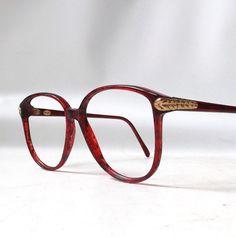a3125c94c40b vintage 1980s NOS monet eyeglasses oversized door RecycleBuyVintage Optical  Frames